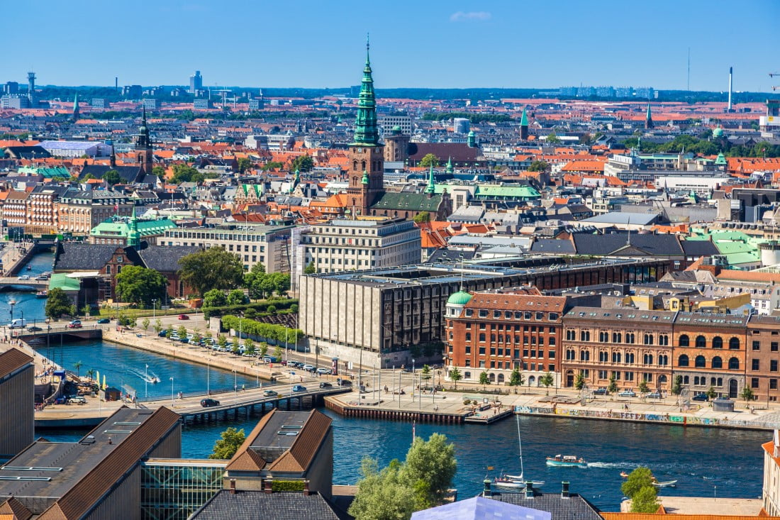 København set fra oven